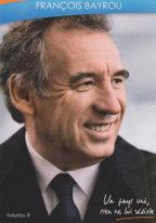 Affiche de François BAYROU