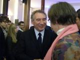 François Bayrou et Béatrice Doutriaux
