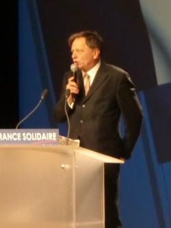 Cyril Isaac-Sibille, président de  la fédération du Rhône
