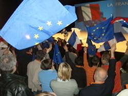 L'esprit européen au rendez-vous du meeting