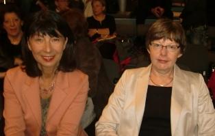 Michèle CEDRIN et Béatrice DOUTRIAUX