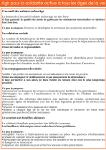 Page 3 du programme de Béatrice DOUTRIAUX