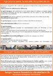 Page 4 du programme de Béatrice DOUTRIAUX