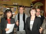 Michèle Cedrin, Morad Bachir-Chérif, Béatrice Doutriaux, Mathieu Mauvais